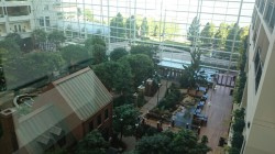 ホテルの内観-1